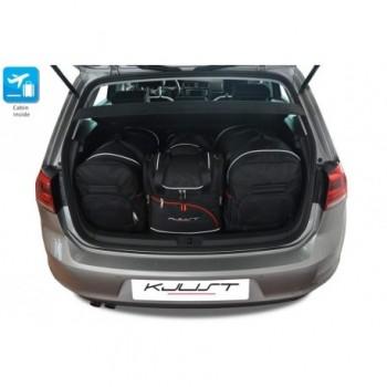 Maßgeschneiderter Kofferbausatz für Volkswagen Golf Sportsvan