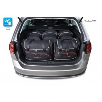 Maßgeschneiderter Kofferbausatz für Volkswagen Golf 7 touring (2013 - neuheiten)