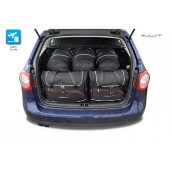 Maßgeschneiderter Kofferbausatz für Volkswagen Passat B6 touring (2005 - 2010)