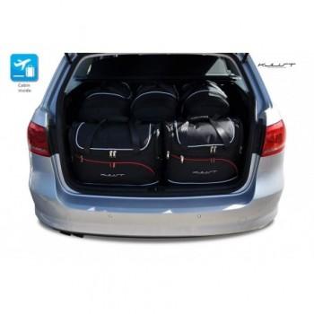 Maßgeschneiderter Kofferbausatz für Volkswagen Passat B7 touring (2010 - 2014)