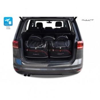 Maßgeschneiderter Kofferbausatz für Volkswagen Touran (2015 - neuheiten)