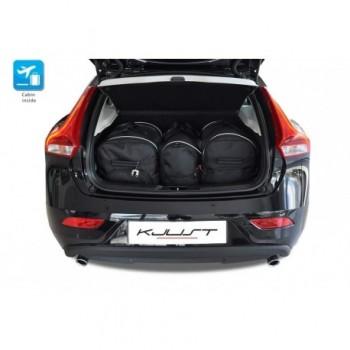 Maßgeschneiderter Kofferbausatz für Volvo V40 (2012-neuheiten)