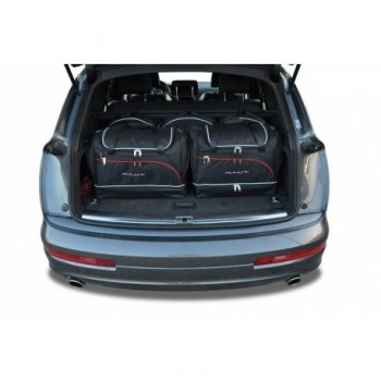 Maßgeschneiderter Kofferbausatz für Audi Q7 4L (2006 - 2015)