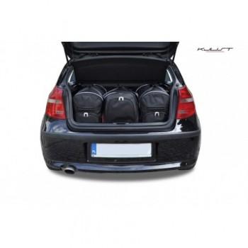 Maßgeschneiderter Kofferbausatz für BMW 1er E81 3 türen (2007 - 2012)
