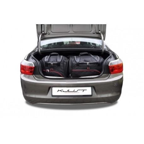 Maßgeschneiderter Kofferbausatz für Citroen C-Elysée (2013-neuheiten)