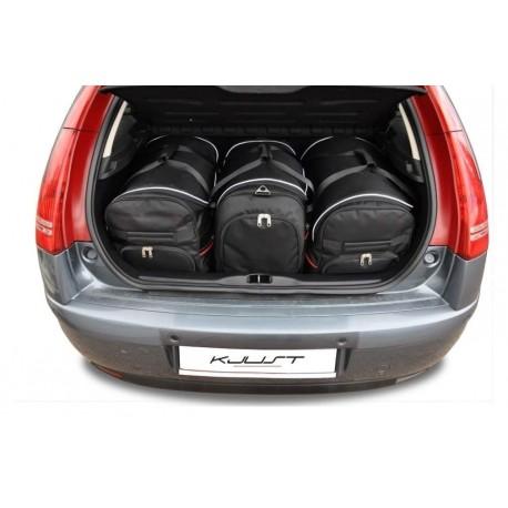 Maßgeschneiderter Kofferbausatz für Citroen C4 (2004 - 2010)