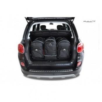 Maßgeschneiderter Kofferbausatz für Fiat 500 L (2012 - neuheiten)