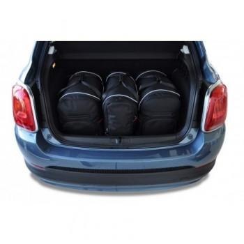 Maßgeschneiderter Kofferbausatz für Fiat 500 X (2015 - neuheiten)