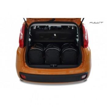 Maßgeschneiderter Kofferbausatz für Fiat Panda 319 (2012 - 2016)