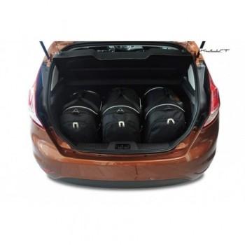Maßgeschneiderter Kofferbausatz für Ford Fiesta MK6 Restyling (2013 - 2017)
