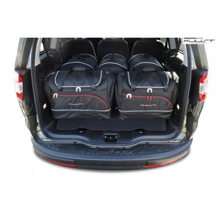 Maßgeschneiderter Kofferbausatz für Ford Galaxy 2 (2006 - 2015)