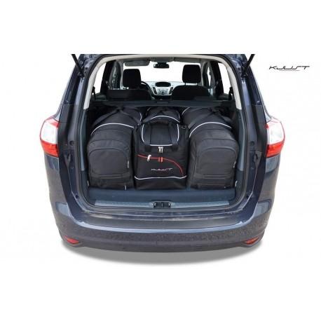 Maßgeschneiderter Kofferbausatz für Ford C-MAX Grand (2010 - 2015), 7 plätze