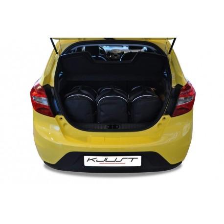 Maßgeschneiderter Kofferbausatz für Ford KA+
