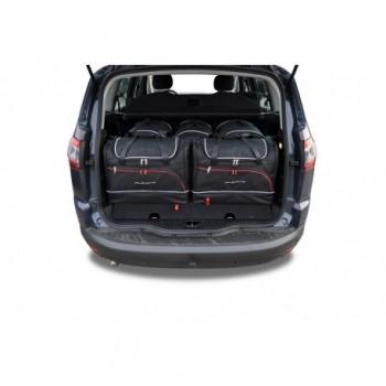 Maßgeschneiderter Kofferbausatz für Ford S-Max 7 plätze (2006 - 2015)