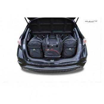 Maßgeschneiderter Kofferbausatz für Honda Civic 3/5 türen (2006 - 2012)