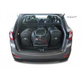 Maßgeschneiderter Kofferbausatz für Hyundai ix35 (2009-2015)