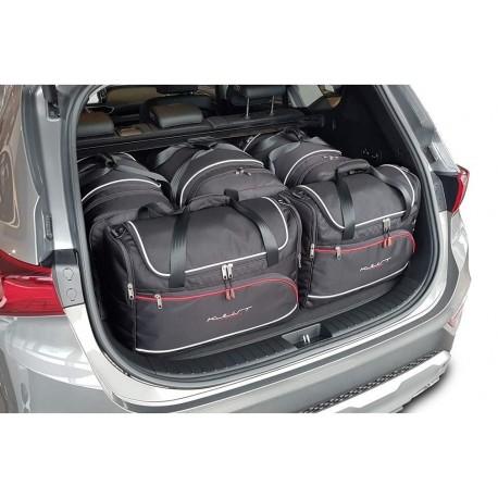 Maßgeschneiderter Kofferbausatz für Hyundai Santa Fé, 5 plätze (2018 - neuheiten)