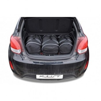 Maßgeschneiderter Kofferbausatz für Hyundai Veloster