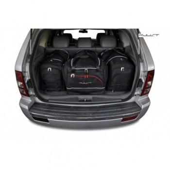 Maßgeschneiderter Kofferbausatz für Jeep Grand Cherokee WK (2005 - 2010)