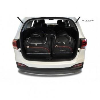 Maßgeschneiderter Kofferbausatz für Kia Sorento 7 plätze (2015 - neuheiten)