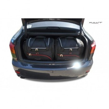 Maßgeschneiderter Kofferbausatz für Lexus IS (2005 - 2013)