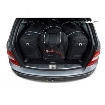 Maßgeschneiderter Kofferbausatz für Mercedes C-Klasse S204 touring (2007 - 2014)