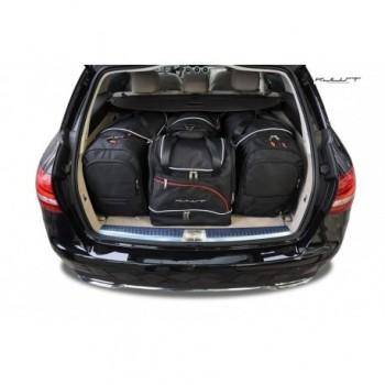 Maßgeschneiderter Kofferbausatz für Mercedes C-Klasse S205 touring (2014 - neuheiten)