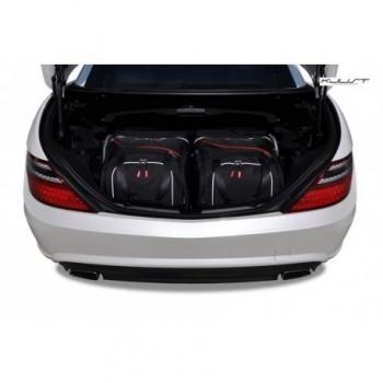 Maßgeschneiderter Kofferbausatz für Mercedes SLK R172 (2011 - neuheiten)