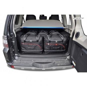 Maßgeschneiderter Kofferbausatz für Mitsubishi Pajero / Montero (2006 - neuheiten), 5 türen