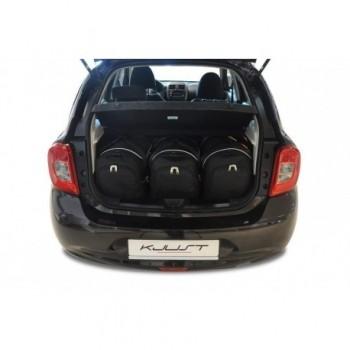 Maßgeschneiderter Kofferbausatz für Nissan Micra (2011 - 2013)