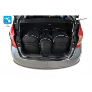 Maßgeschneiderter Kofferbausatz für Nissan Note (2013 - neuheiten)