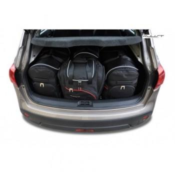 Maßgeschneiderter Kofferbausatz für Nissan Qashqai (2007 - 2010)