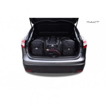 Maßgeschneiderter Kofferbausatz für Nissan Qashqai (2014 - 2017)