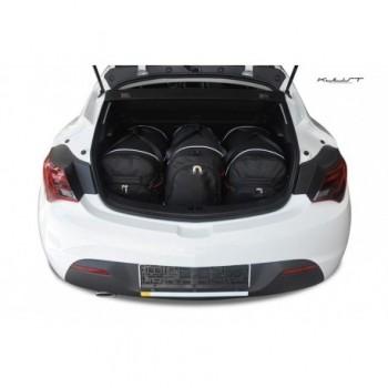 Maßgeschneiderter Kofferbausatz für Opel Astra J, 3 türen (2009 - 2015)