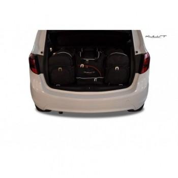 Maßgeschneiderter Kofferbausatz für Opel Meriva B (2010 - 2017)