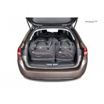 Maßgeschneiderter Kofferbausatz für Peugeot 308 touring (2013 - neuheiten)