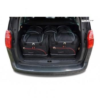 Maßgeschneiderter Kofferbausatz für Peugeot 5008 5 plätze (2009 - 2017)