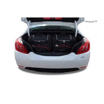 Maßgeschneiderter Kofferbausatz für Peugeot 508 limousine (2010 - 2018)