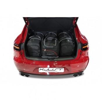 Maßgeschneiderter Kofferbausatz für Porsche Macan