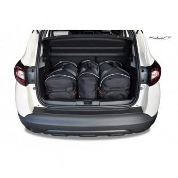 Maßgeschneiderter Kofferbausatz für Renault Captur Restyling (2017 - neuheiten)
