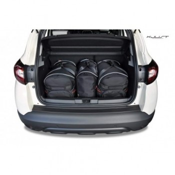 Maßgeschneiderter Kofferbausatz für Renault Captur (2013 - 2017)