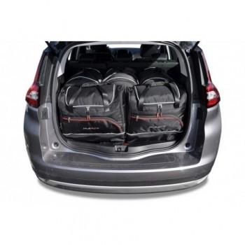 Maßgeschneiderter Kofferbausatz für Renault Grand Scenic (2016-neuheiten)