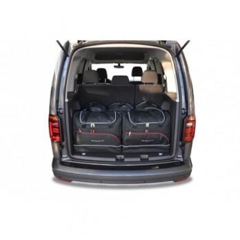 Maßgeschneiderter Kofferbausatz für Volkswagen Caddy 4K, 5 plätze (2016-neuheiten)