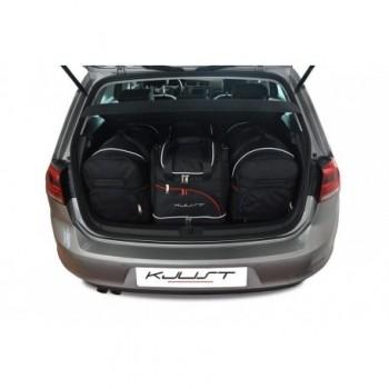 Maßgeschneiderter Kofferbausatz für Volkswagen Golf 7 (2012 - neuheiten)