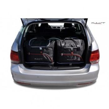 Maßgeschneiderter Kofferbausatz für Volkswagen Golf 6 touring (2008 - 2012)