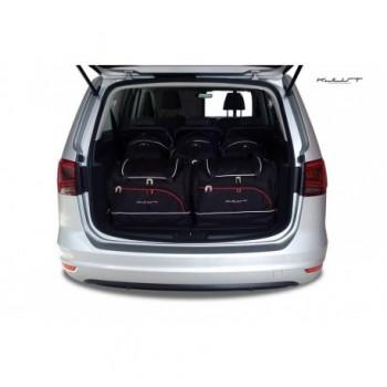 Maßgeschneiderter Kofferbausatz für Volkswagen Sharan 5 plätze (2010 - neuheiten)