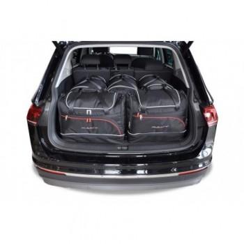 Maßgeschneiderter Kofferbausatz für Volkswagen Tiguan Allspace (2018 - neuheiten)