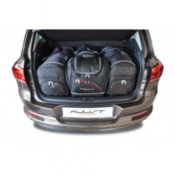 Maßgeschneiderter Kofferbausatz für Volkswagen Tiguan (2007 - 2016)