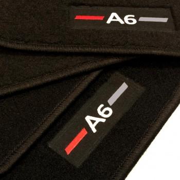 Logo Automatten Audi A6 C8 touring (2018-neuheiten)
