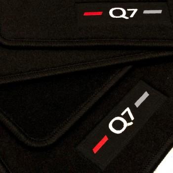 Logo Automatten Audi Q7 4M 5 plätze (2015 - neuheiten)